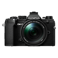 New Olympus OM-D E-M5 III Body Black (FREE DELIVERY + 1 YEAR WARRANTY)