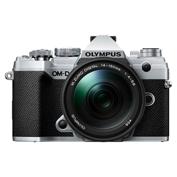 New Olympus OM-D E-M5 III Body Silver kit box (FREE DELIVERY + 1 YEAR WARRANTY)