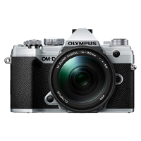 New Olympus OM-D E-M5 III Body Silver (FREE DELIVERY + 1 YEAR WARRANTY)