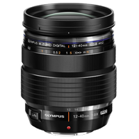 Olympus M.ZUIKO DIGITAL ED 12-40mm f/2.8 PRO Lens (1 YEAR WARRANTY)