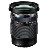New Olympus M.ZUIKO DIGITAL ED 12-200mm F3.5-6.3 Lens (FREE DELIVERY + 1 YEAR WARRANTY)