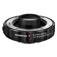 New Olympus M.Zuiko 1.4x Teleconverter MC-14 Lens (FREE DELIVERY + 1 YEAR WARRANTY)