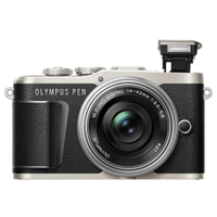 New Olympus PEN E-PL9 Kits (14-42EZ) Digital Camera Black (FREE DELIVERY + 1 YEAR WARRANTY)
