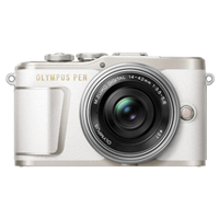 New Olympus PEN E-PL9 Kits (14-42EZ) Digital Camera White (FREE DELIVERY + 1 YEAR WARRANTY)