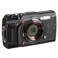 New Olympus TOUGH TG-6 12MP Digital Camera Black (FREE DELIVERY + 1 YEAR WARRANTY)