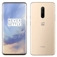 UNLOCKED New OnePlus 7 Pro Dual Sim 256GB 8GB RAM 4G LTE Smartphone Gold (FREE DELIVERY + 1 YEAR WARRANTY)