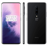 UNLOCKED New OnePlus 7 Pro Dual Sim 128GB 6GB RAM 4G LTE Smartphone Grey (FREE DELIVERY + 1 YEAR WARRANTY)