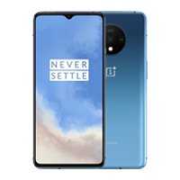 UNLOCKED New OnePlus 7T Dual Sim 128GB 8GB RAM 4G LTE Smartphone Blue (FREE DELIVERY + 1 YEAR WARRANTY)
