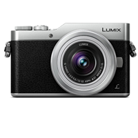 Panasonic Lumix DMC-GF9 Kit (12-32mm) Digital Camera Silver (PRIORITY DELIVERY + FREE ACCESSORY)