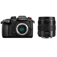 New Panasonic Lumix DC-GH5S With 12-35mm F2.8 II ASPH Digital SLR Camera Black (FREE DELIVERY + 1 YEAR WARRANTY)
