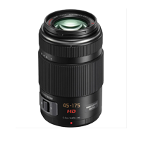 New Panasonic G X VARIO PZ 45-175mm/F4.0-5.6 OIS Lens Black (FREE DELIVERY + 1 YEAR WARRANTY)
