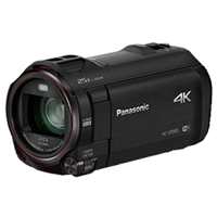 New Panasonic HC-VX985 4K Full Ultra HD Camcorder (1 YEAR WARRANTY)
