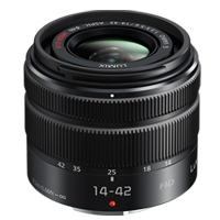 New Panasonic Lumix G Vario 14-42mm F3.5-5.6 II ASPH MEGA O.I.S Lens (FREE DELIVERY + 1 YEAR WARRANTY)