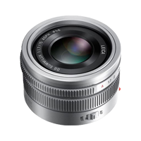 New Panasonic Leica DG SUMMILUX 15mm/F1.7 ASPH Silver Lens (FREE DELIVERY + 1 YEAR WARRANTY)