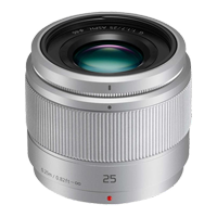 New Panasonic Lumix G 25mm F1.7 ASPH Lens Silver (FREE DELIVERY + 1 YEAR WARRANTY)