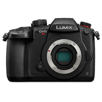 New Panasonic Lumix DC-GH5S Body Digital Camera Black (FREE DELIVERY + 1 YEAR WARRANTY)