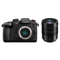 New Panasonic Lumix DC-GH5S With 12-60 f2.8 Digital Camera Black (FREE DELIVERY + 1 YEAR WARRANTY)