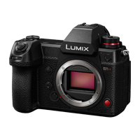 New Panasonic LUMIX DC-S1H Body Digital SLR Camera (FREE DELIVERY + 1 YEAR WARRANTY)