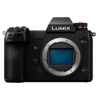 New Panasonic LUMIX DC-S1R 47MP Digital SLR Camera Body (FREE DELIVERY + 1 YEAR WARRANTY)