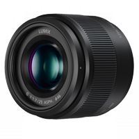New Panasonic Lumix G 25mm F1.7 ASPH Lens Black (FREE DELIVERY + 1 YEAR WARRANTY)