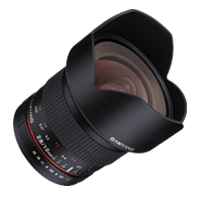 New Samyang 10mm f/2.0 ED AS NCS CS Lens for Fuji X (FREE DELIVERY + 1 YEAR WARRANTY)