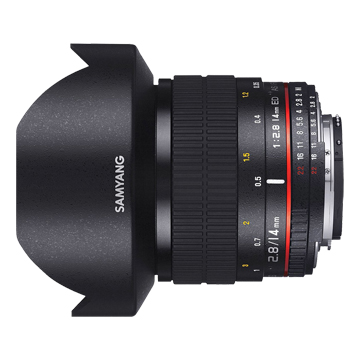 New Samyang 14mm f/2.8 IF ED UMC Aspherical (Sony A) Lens (FREE DELIVERY + 1 YEAR WARRANTY)