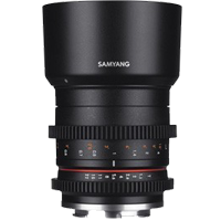 New Samyang 50mm T1.3 AS UMC CS Lens for Fuji X (FREE DELIVERY + 1 YEAR WARRANTY)