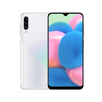 UNLOCKED New Samsung Galaxy A30s Dual SIM 128GB 4G LTE Smartphone White (FREE DELIVERY + 1 YEAR WARRANTY)