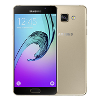 Samsung Galaxy A5 (2016) Dual SIM A510FD 4G 16GB International Smartphone Gold UNLOCKED (1 YEAR WARRANTY)