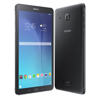 New Samsung Galaxy Tab E (9.6) (T561) 3G Tablet Black (FREE DELIVERY + 1 YEAR WARRANTY)