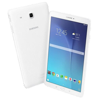 New Samsung Galaxy Tab E (9.6) (T561) 3G Tablet White (FREE DELIVERY + 1 YEAR WARRANTY)