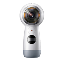 Samsung Gear 360 4K (2017 Version) R210 Camera White (1 YEAR WARRANTY)