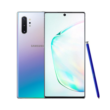 UNLOCKED New Samsung Galaxy Note 10+ 5G 512GB Smartphone Glow (FREE DELIVERY + 1 YEAR WARRANTY)