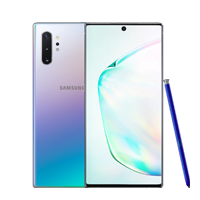 UNLOCKED New Samsung Galaxy Note 10+ Dual SIM 512GB 4G LTE Smartphone Glow (FREE DELIVERY + 1 YEAR WARRANTY)