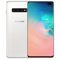 UNLOCKED New Samsung Galaxy S10+ Dual SIM 1TB 4G LTE Smartphone Ceramic White (FREE DELIVERY + 1 YEAR WARRANTY)