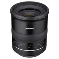 New Samyang XP 50mm f/1.2 (Canon) (FREE DELIVERY + 1 YEAR WARRANTY)