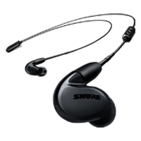 New Shure SE846 Sound Isolating Earphones Black (FREE DELIVERY + 1 YEAR WARRANTY)