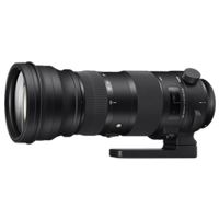 New Sigma 150-600mm f/5-6.3 DG OS HSM Sport Lens for Canon (FREE DELIVERY + 1 YEAR WARRANTY)