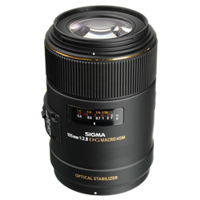 New Sigma 105mm f/2.8 MACRO EX DG OS HSM Lens Nikon Mount (FREE DELIVERY + 1 YEAR WARRANTY)