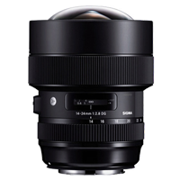 New Sigma 14-24mm F/2.8 DC HSM (Art) Lens (Nikon) (1 YEAR WARRANTY)