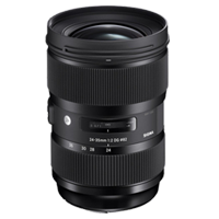 New Sigma 24-35mm f/2 DG HSM Art Canon Lens (FREE DELIVERY + 1 YEAR WARRANTY)