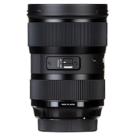 New Sigma 24-35mm f/2 DG HSM Art Nikon Lens (FREE DELIVERY + 1 YEAR WARRANTY)