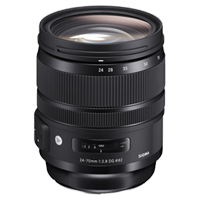 New Sigma 24-70mm f/2.8 DG OS HSM Art Canon Lens (FREE DELIVERY + 1 YEAR WARRANTY)