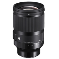 New Sigma 35mm f/1.2 DG DN Art Lens for (Sony E) (FREE DELIVERY + 1 YEAR WARRANTY)