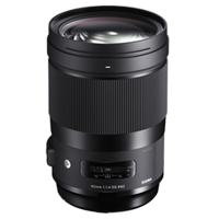 New Sigma 40mm f/1.4 DG HSM Art Lens for (Nikon) (FREE DELIVERY + 1 YEAR WARRANTY)