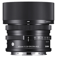 New Sigma 45mm f/2.8 DG DN Contemporary Lens for (L mount) (FREE DELIVERY + 1 YEAR WARRANTY)
