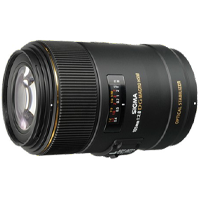 New Sigma 105mm f/2.8 MACRO EX DG OS HSM Lens Canon Mount (FREE DELIVERY + 1 YEAR WARRANTY)