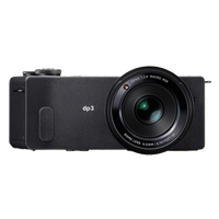 Sigma DP3 Quattro 29MP Digital Camera Black (FREE INSURANCE + 1 YEAR AUSTRALIAN WARRANTY)