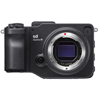 New Sigma sd Quattro H 45MP Digital Camera Black (FREE DELIVERY + 1 YEAR WARRANTY)