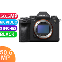 New Sony Alpha 1 Mirrorless Digital Camera (Body Only) (FREE DELIVERY + 1 YEAR WARRANTY)